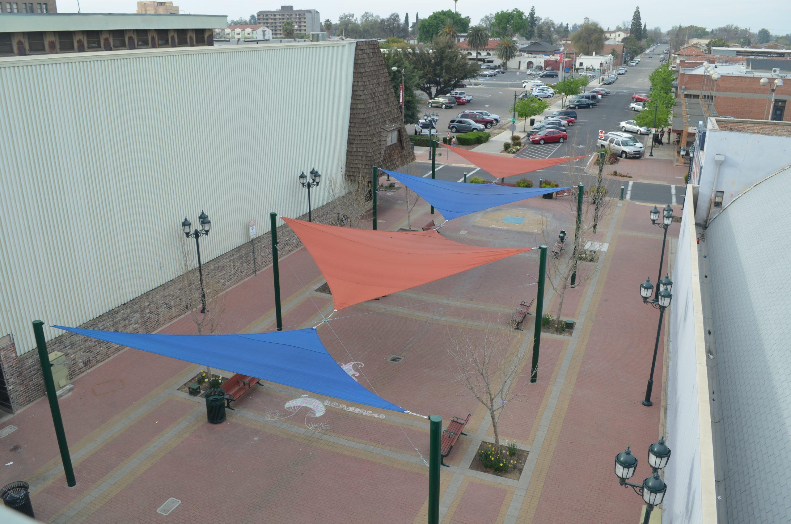 Visalia Plaza 1